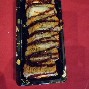 Fried Sushi Roll