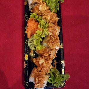 Teriyaki Kip Roll